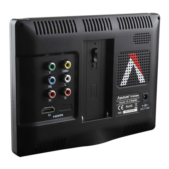 Jual Aputure Digital Video Monitor VS-2 Fine HD