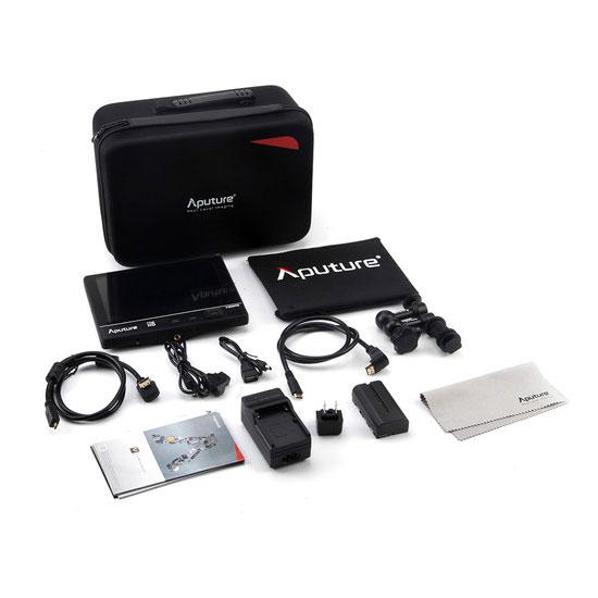 Jual Aputure Digital Video Monitor VS-2 Fine HD