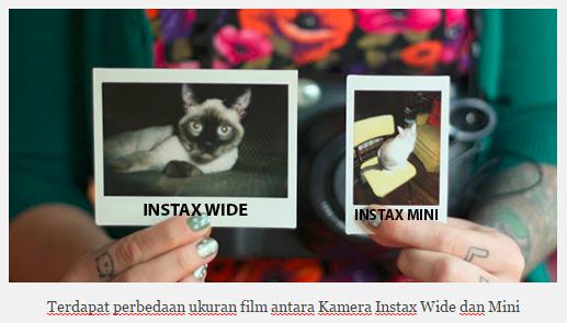 FILM Wide VS Mini