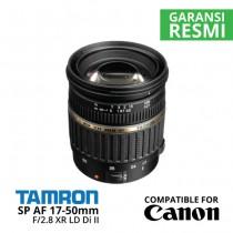 Jual Tamron SP AF 17-50 mm Canon F/2.8 Di II XR LD Harga Murah Toko Kamera Online
