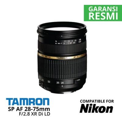 Jual Lensa Tamron SP AF 28-75mm f/2.8 Nikon XR Di LD Harga Murah Toko Kamera Online Surabaya & Jakarta