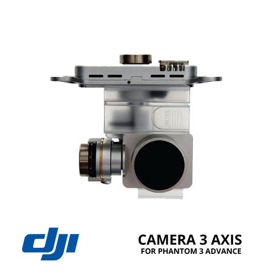 jual Phantom 3 Advanced Camera + 3 Axis Gimbal