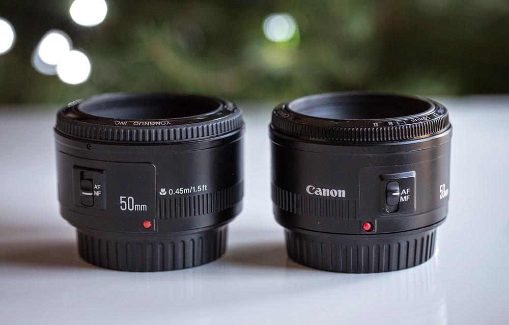YongNuo 50mm f/1.8 : Pilihan Terbaik untuk Harga dengan Hasil Gambar Memuaskan