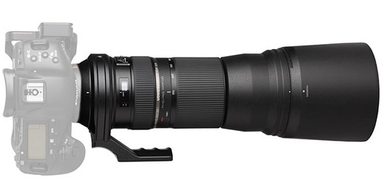 Jual Tamron SP 150-600 mm Di VC USD F/5-6.3