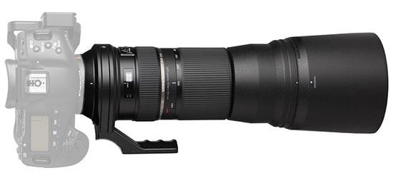Jual Tamron SP 150-600 mm Di VC USD F/5-6.3 For Nikon