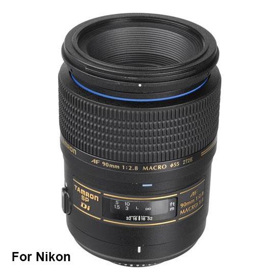 Jual Lensa Tamron SP 90mm f/2.8 Di Macro untuk Nikon Harga Murah Surabaya & Jakarta