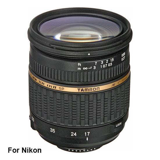 Jual Lensa Tamron SP AF 17-50 mm Nikon Harga Murah Toko Kamera Online Indonesia