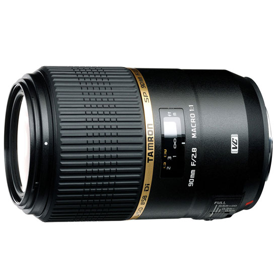 Jual Tamron SP AF 90 mm Di Macro VC USD F2.8 For Canon