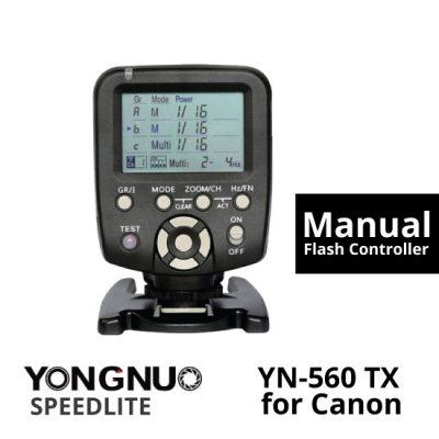 Jual YongNuo YN-560 TX For Canon toko kamera online