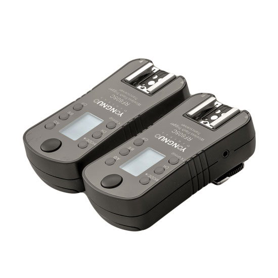 Jual YongNuo RF-605C Wireless Trigger For Canon