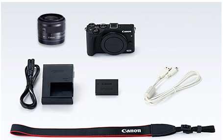 Jual Canon EOS M3 Kit EF-M15-45mm