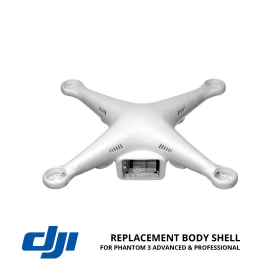 jual DJI Phantom 3 Body Shell for Advanced / Professional