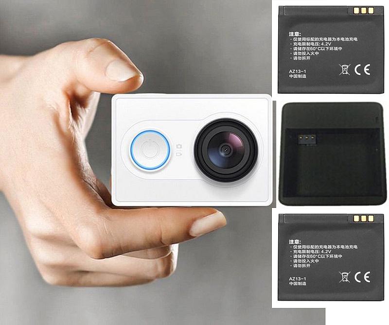 Extra Battery Charge Xiaomi Yi