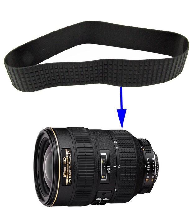 Karet Zoom Lensa