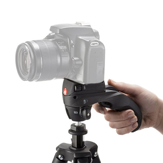 Jual Manfrotto Tripod MK Compact ACN-BK Compact Action