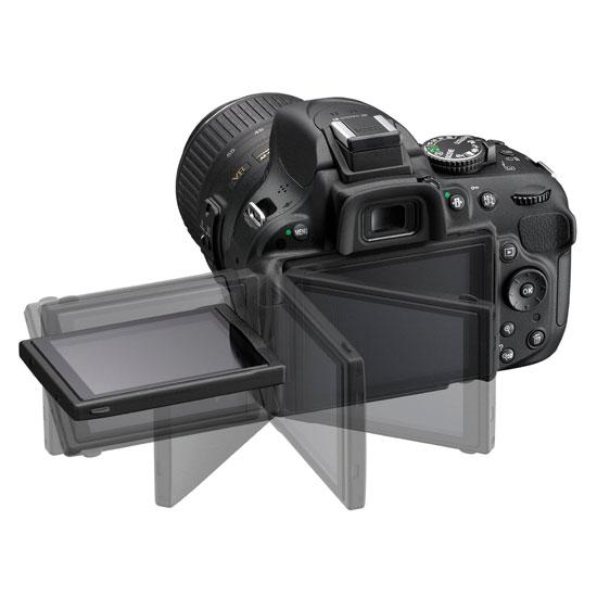 Jual Nikon D5200 KIT AF-S 18-55mm VR
