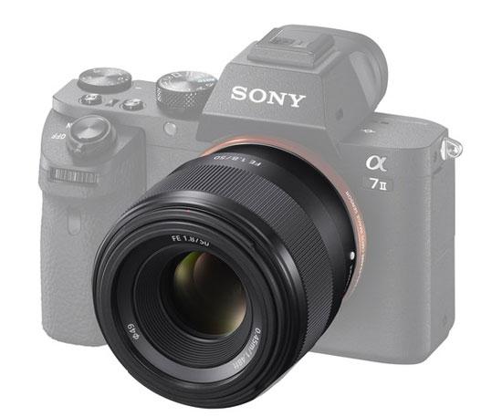 Jual Sony FE 50mm f/1.8 Lens