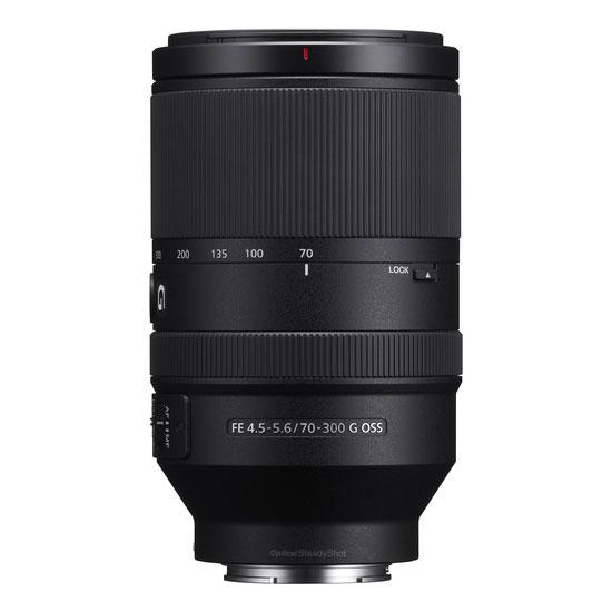 Jual Sony FE 70-300mm f/4.5-5.6 G OSS Lens