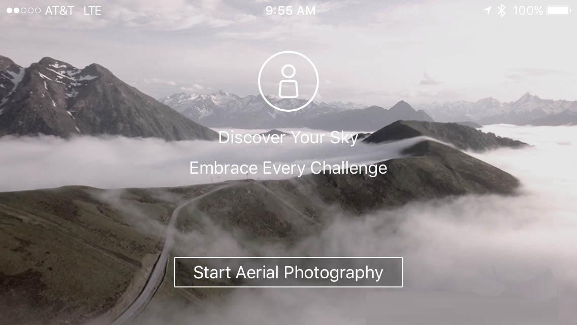 Start App Xiro Xplorer V