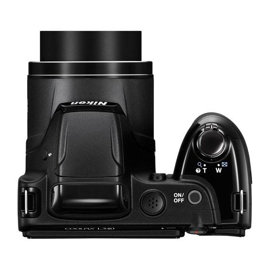 Jual Nikon Coolpix L340