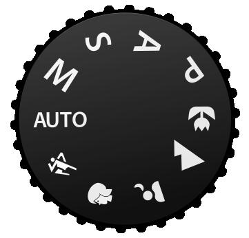 Camera-Modes auto
