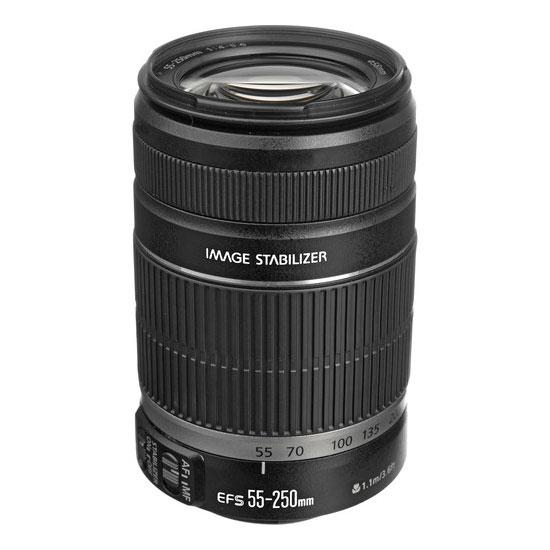 Jual Canon EF-S 55-250mm f/4-5.6 IS II
