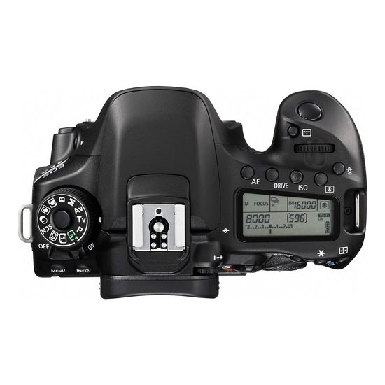 Jual Canon EOS 80D Body Only