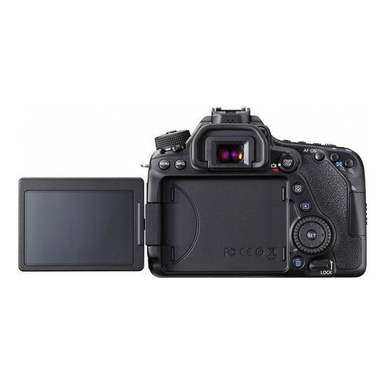 Jual Canon EOS 80D Kit II EF-S 18-135mm IS USM