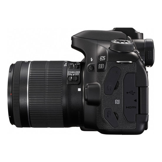 Jual Canon EOS 80D Kit I EF-S 18-55mm IS STM