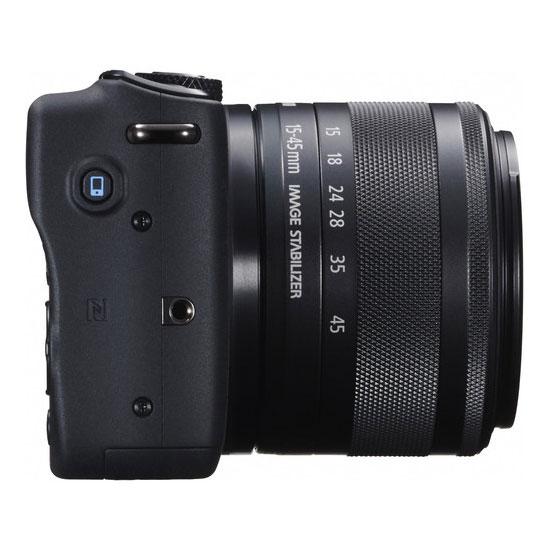 Canon EOS M10 Black Surabaya & Jakarta