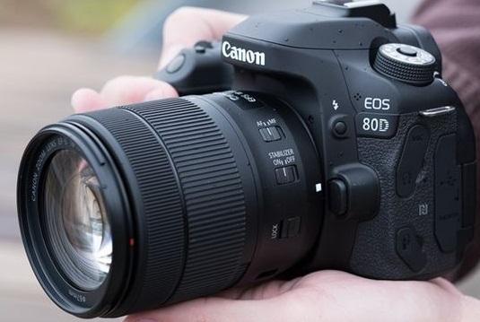 Jual Canon EOS 80D Murah