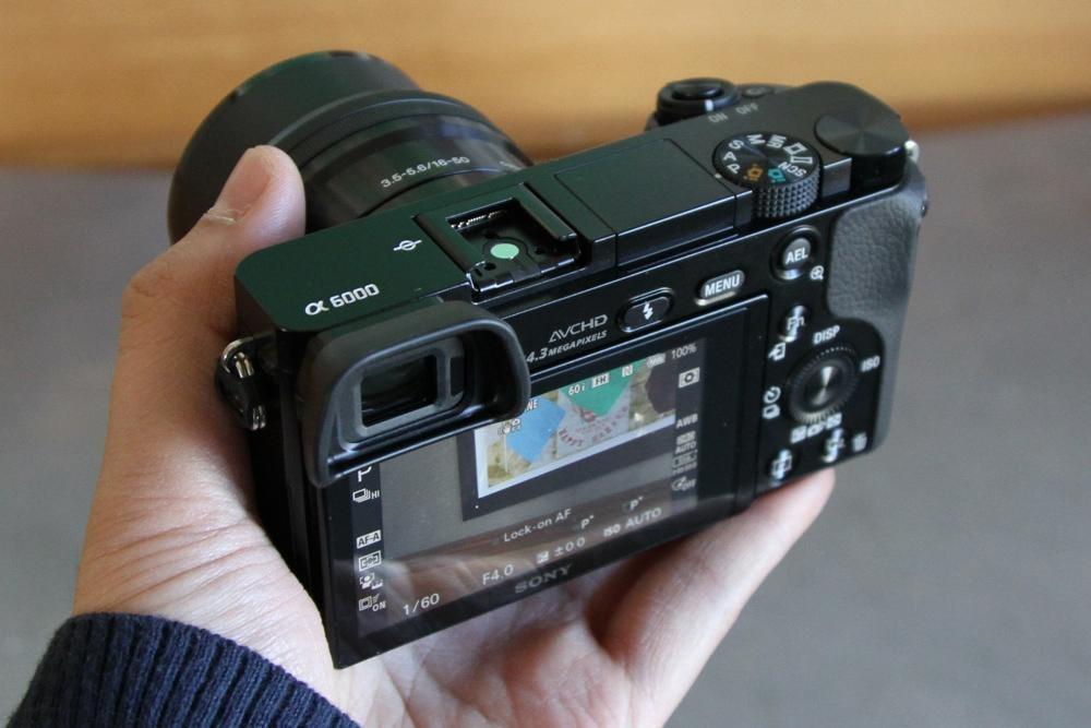 Jual Sony Alpha 6000 Murah