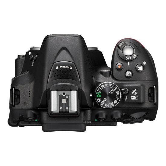 Jual Nikon D5300 Kit NIKKOR 18-55mm AF-P DX f/3.5-5.6G VR Surabaya & Jakarta