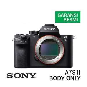 Sony A7S II Mirrorless Body Only