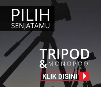 Tripod-dan-Monopod