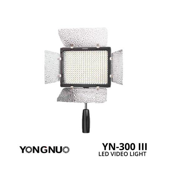 jual YongNuo LED Video Light YN-300 III