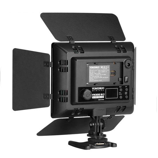 Jaul YongNuo LED Video Light YN-300 III