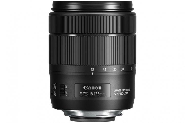 lensa KIT Canon EOS 80 D