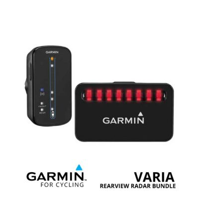 jual Garmin Varia Rearview Radar Bundle