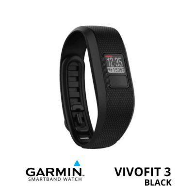 jual Garmin vivofit 3 Black