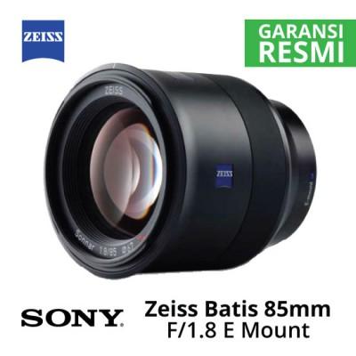 Jual Lensa Zeiss Batis 85mm f/1.8 untuk Sony E Mount Harga Murah Surabaya & Jakarta