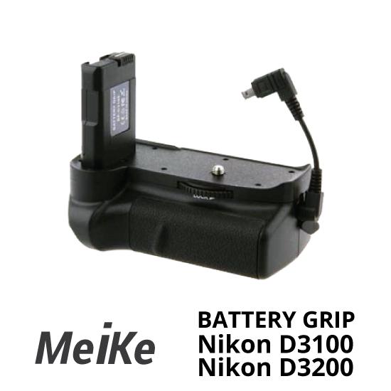 Jual BG Meike untuk Nikon D3100 & Nikon D3200 surabaya jakarta