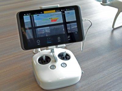 Remote DJI Phantom 4