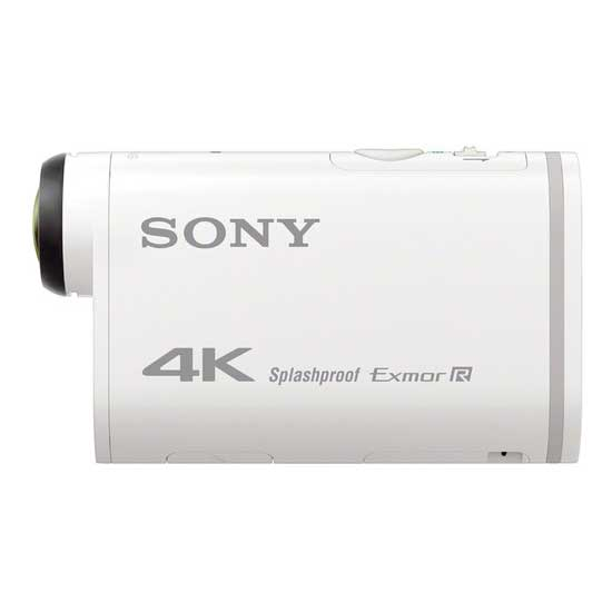 Jual Sony FDR-X1000V with Live View Remote