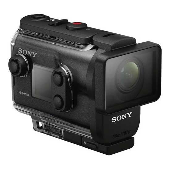 Jual Sony HDR-AS50R with Live View Remote
