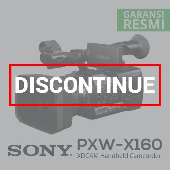 Sony PXW-X160 XDCAM Handheld Camcorder