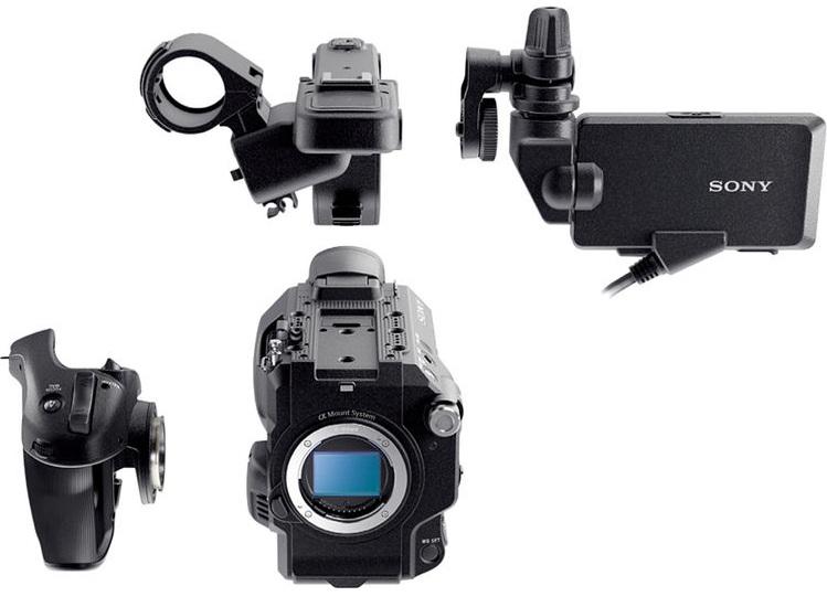 Jual Sony PXW-FS5 XDCAM Body Only