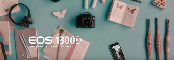 harga kamera canon 1300d