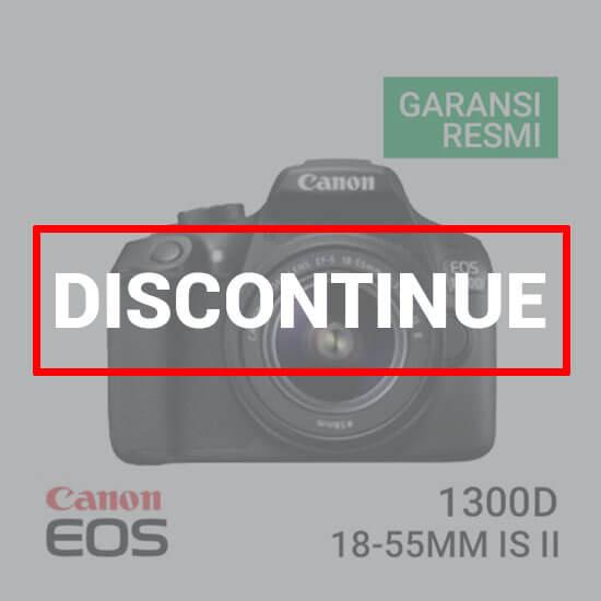 jual kamera dslr Canon EOS 1300D Kit EF S18-55 IS II harga murah surabaya jakarta
