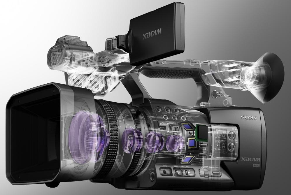 Jual Sony PXW-X160 XDCAM Handheld Camcorder